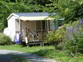 Camping Les Parcs, Pénestin (рядом с городом Arzal)