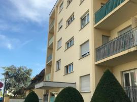 Appartement EuroAirport Bâle-Mulhouse-Freiburg
