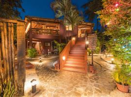 Hotel Rip Jack Inn, Playa Grande (Refundores yakınında)