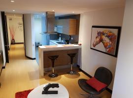 Apartamento Entero Loft, Bogotá (La Bella Suiza yakınında)