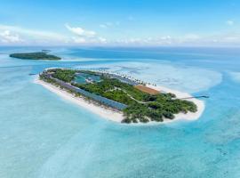 Innahura Maldives Resort, Атолл Лавияни
