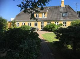 Thurø Rev Bed & Breakfast, Svendborg (Mægård yakınında)