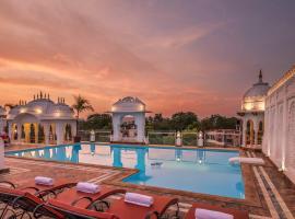 Hotel Rajasthan Palace, jaipur