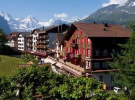 Swiss Lodge Hotel Bernerhof