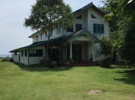 Karang Nyimbor Surf Camp Krui, Biha (рядом с городом Krui)