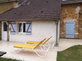 Les Paillards, Saint-Sauveur-en-Puisaye (рядом с городом Thury)