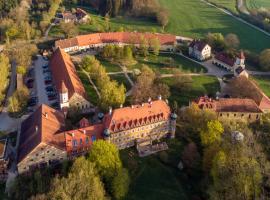 Hotel Schloss Blumenthal, Aichach (Altomünster yakınında)