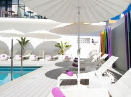 The Purple Hotel - Gay Only, Sant Antoni (San Antonio)