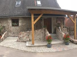Pension Casa Luciko, Brachwitz (Löbejün yakınında)