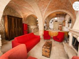 Casa Scuderia, Volterra (Mazzolla yakınında)