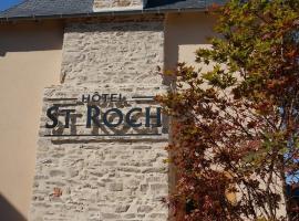 RELAIS DU SILENCE LE SAINT-ROCH, Saint-Ybard