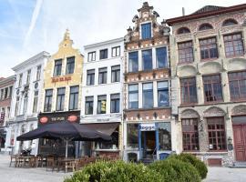 Recht op 't Stadhuis, Oudenaarde (Etikhove yakınında)