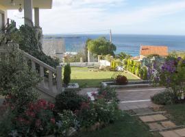 Beautiful Chalet with spectacular Ocean Views, Valdoviño (Near Cedeira)