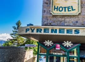 Hotel des Pyrénées, Font-Romeu