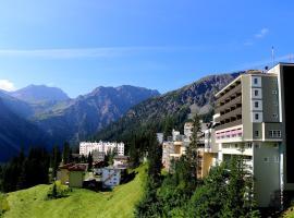 Hotel Cristallo, Arosa
