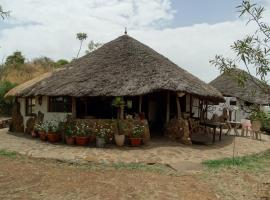Tim & Kim Village, Gorgora (рядом с городом Gonder)