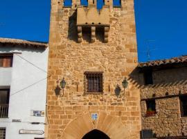 Portal de San Antonio, Рубьелос-де-Мора