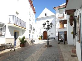 Casa Mari, Árchez (Canillas de Albaida yakınında)