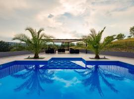 Boa Luxury Aparthouse with swimming pool, Риека (рядом с городом Marčelji)