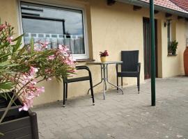 Ferienwohnung Reiter, Ummanz