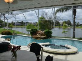 Disney Lake Front Villa