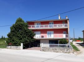 Apartmani Jakov, Donji Zemunik (рядом с городом Zadar)
