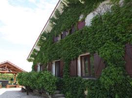 Gite de Solama, Balléville (рядом с городом Gironcourt-sur-Vraine)