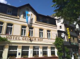 Hotel Gelber Hof Restaurant