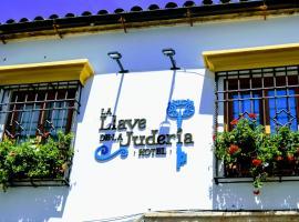 La llave de la Judería, Córdoba