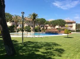 Apartment Avinguda Jaume I, Sant Feliu de Guixols (S'Agaro yakınında)