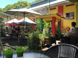 Mulgum Studio at Nimbin Bush Theatre and Cafe, Nimbin