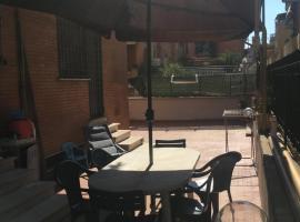 Gradevole appartamento, Roma (Magliana yakınında)