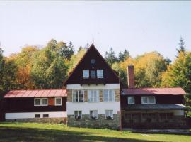 Horská chata - Český Krumlov, Holubov (Křemže yakınında)