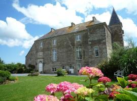 MANOIR de la RIVIERE, Géfosse-Fontenay