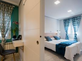 Apartamentos River Santander, Santander (Maoño yakınında)