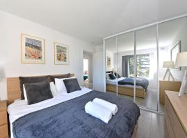 Cottesloe apartment close to beach, Perth (Mosman Park yakınında)
