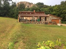 Óbarok Old Stone Villa, Obarok (рядом с городом Vértesboglár)