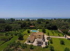 Villa Gaia, Керкира (рядом с городом Halikounas)