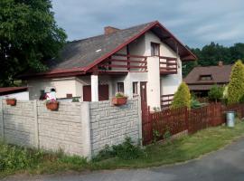 Objekt rodinný dům, Velký Vřešťov (Velehrádek yakınında)
