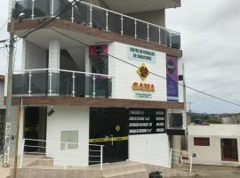 Sâmily hotel, Currais Novos (Cerro-Corá yakınında)
