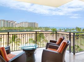 Sixth Floor Villa with Sunrise View - Beach Tower at Ko Olina Beach Villas Resort
