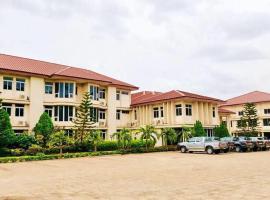 Modern City Hotel, Tamale (рядом с городом Yapalsi)