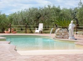 Casale Fusco, Spoleto (Roselli yakınında)