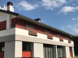 Appartamento sul Piave, Lentiai (Ronchena yakınında)