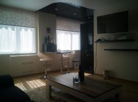 Narva B&W Apartment