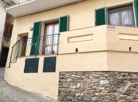 Berghaus Toscana, Levigliani
