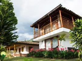 Eco Hotel Bosque Verde