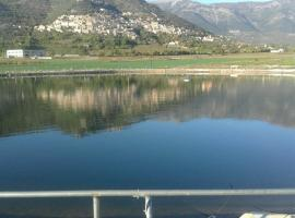 agriturismo Il lago nella valle, Alvito (Vicalvi yakınında)