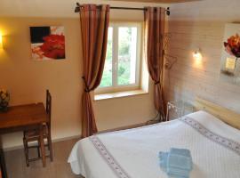 Bed & Breakfast Domaine De Bayanne, Аликсан (рядом с городом Les Granges)