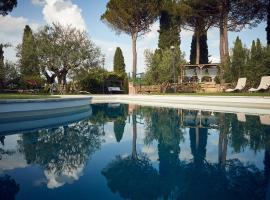 Le Balze Appartamenti, Perugia (Montebello yakınında)